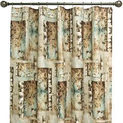Bacova Birch Reflections Shower Curtain