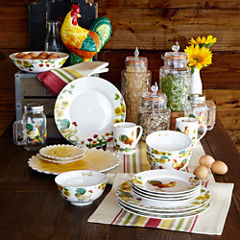 Pfaltzgraff® Rooster Meadow Dinnerware Collection