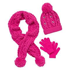 Total Girl Girls Cold Weather Set-Big Kid