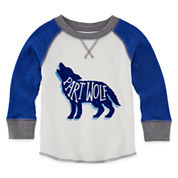 Arizona Boys Long Sleeve T-Shirt-Baby