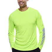 Xersion™ Reflective Long Sleeve Power Tee