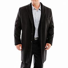 Stafford® Signature Topcoat – Big & Tall