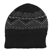 MUK LUKS® Fleece-Lined Knit Cap