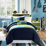 Mi Zone Switch Colorblock Comforter Set