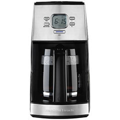 Hamilton Beach® 12-Cup Programmable Coffee Maker