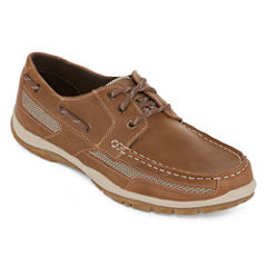 St. John's Bay Snapper Mens Boat Shoes