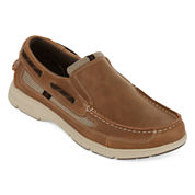 St. John`s Bay Devon Mens Boat Shoes