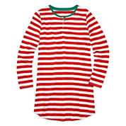 North Pole Trading Co Family Sleep Girls Nightgown-Big Kid