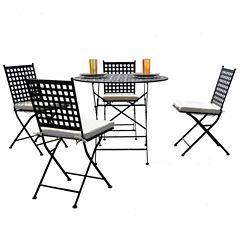 Carolina Chair & Table Cambridge 5-pc. Patio Dining Set