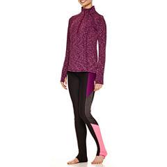 Xersion™ Performance 1/2 Zip Pullover or Colorblock Barre Leggings