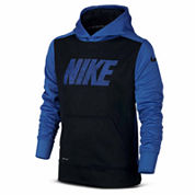 Nike® Therma-Fit Fleece Pullover Hoodie - Boys 8-20