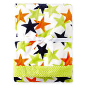 Okie Dokie® Star Print Blanket