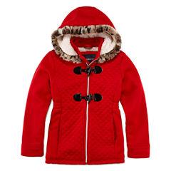 Limited Too Girls Midweight Fleece Jacket-Big Kid