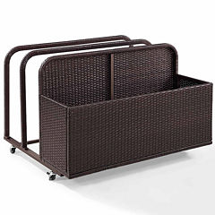 Palm Harbor Outdoor Wicker Float Caddy