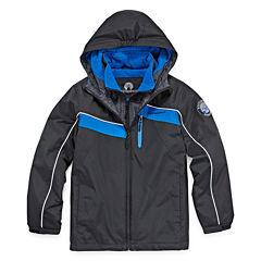 Weatherproof Long-Sleeve Midweight Vestee Jacket - Boys 8-20