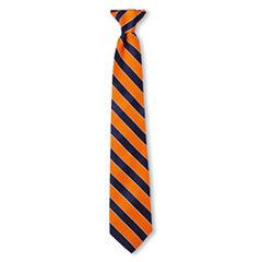 IZOD® Alex Striped Clip-On Tie - Boys