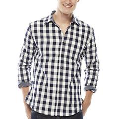 No Retreat Hamsted Long-Sleeve Woven Shirt