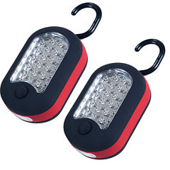 Stalwart™ Set of 2 LED Work Lights