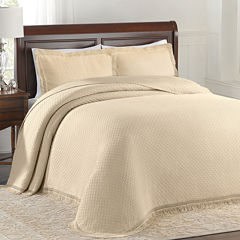 Lamont Home® Woven Jacquard Bedspread & Accessories