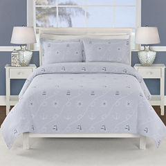 Lamont Home® Marina Nautical Coverlet & Accessories
