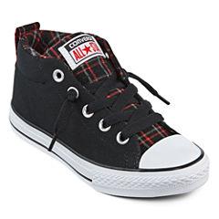 Converse® Chuck Taylor All Star Street Mid Boys Sneakers - Little Kids