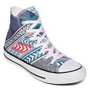Converse Chuck Taylor All Star Festival Print High-Top Sneakers-Unisex Sizing