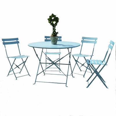 Carolina Chair U0026 Table Malibu 5 Pc. Patio Dining Set
