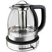 KitchenAid® KEK1322SS Glass Tea Kettle