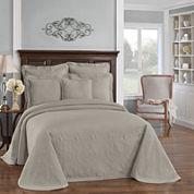 Historic Charleston Collection™ King Charles Matelassé Bedspread