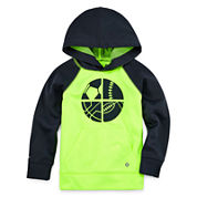 Xersion™ Long-Sleeve Performance Fleece Pullover - Toddler Boys 2t-5t