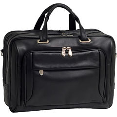 McKlein West Loop Expandable Briefcase