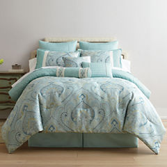 Home Expressions™ Lucerne 7-pc. Comforter Set & Accessories