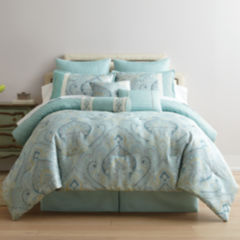 full jacquard comforters & bedding sets for bed & bath - jcpenney