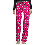 Hello Kitty Plush Pajama Pants – Juniors