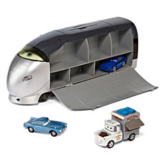 Disney Collection Cars Train Carrier