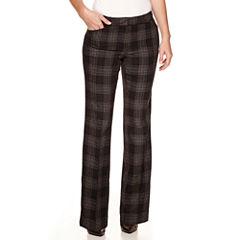 Worthington Modern Fit Trousers Misses Short