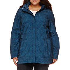 Free Country® Sidetab Softshell Jacket - Plus
