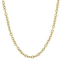 Made in Italy 14K Yellow Gold 20