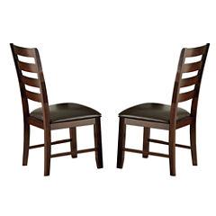 Steve Silver Co Sanborn 2-pc. Side Chair