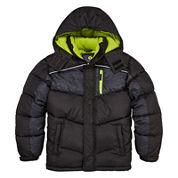 Xersion™ Puffer Long-Sleeve Jacket - Preschool Boys 4-7