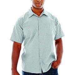 Red Kap® SP20 Micro-Check Uniform Shirt–Big & Tall