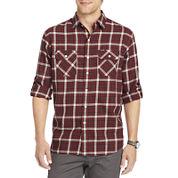 IZOD® Long-Sleeve Performance Twill Shirt