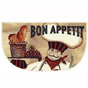 JCPenney Home™ Bon Appetit Washable Kitchen Rug