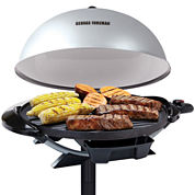 George Foreman®  12+ Serving Indoor/Outdoor Electric Grill