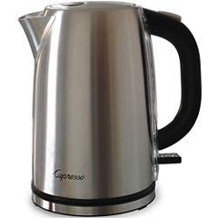 Capresso® H2O Steel Electric Water Kettle