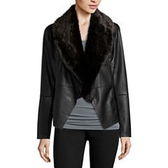 i jeans by Buffalo Faux Fur Jacket