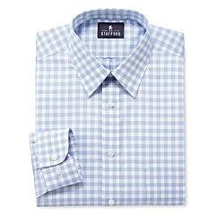 Stafford® Comfort Stretch Broadcloth Dress Shirt