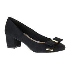 Soft Style® by Hush Puppies Tacita Block Heel Pumps