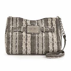 nicole By Nicole Miller Cassidy Crossbody Bag