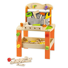 Classic Toy Tool Bench